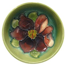 Moorcroft Clematis Small Bowl
