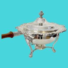 Gorham Chantilly Silver Chafing Dish