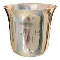 Tiffany & Co Sterling Silver Shot Glass Jigger