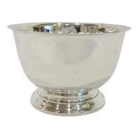 Webster Sterling Silver Revere Bowl