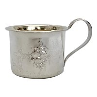 Webster Sterling Silver Baby Cup