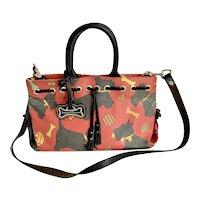 Dooney & Bourke Scottie Handbag