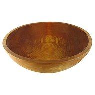 Vintage Large Dough Bowl