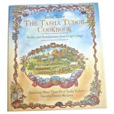 SIGNED Tasha TUDOR Favorite Recipes From Corgi Cottage COOKBOOK