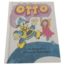 Otto by Steven Kroll Parents Magazine Press