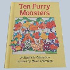 Ten Furry Monsters by Stephanie Calmenson