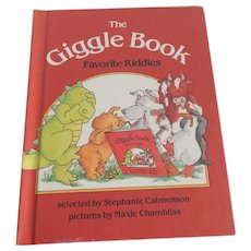 The Giggle Book Favorite Riddles