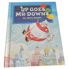 Up Goes Mr. Downs by Jerry Smath