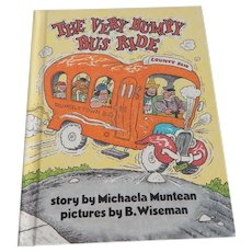 The Very Bumpy Bus Ride by Michaela Muntean