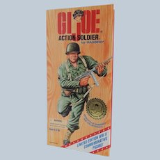GI Joe Action Soldier by Hasbro 1995