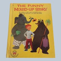 Wonder Books The Funny Mixed-Up Story