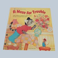 A Golden Fragrance Book A Nose for Trouble