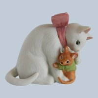 Cat & Mouse Armand Eisen Sgma Figurine