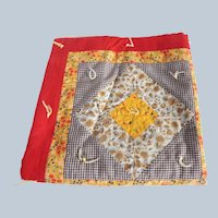 Handcrafted Doll Quilt