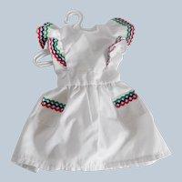 American Girl Molly Pinaford Dress