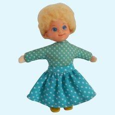 Mattel Mrs. Beasley Miniature Doll
