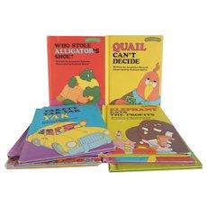Nine Sweet Pickles Childrens Book