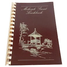 Mohonk Guest Cookbook by Mohonk Mountain House