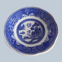 Shenango China Restaurant Blue Willow Soup Bowl