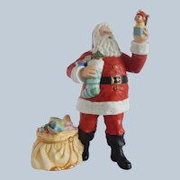 Lenox American Santa Claus Figurine