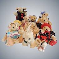 North American Muffy Vanderbear Collection