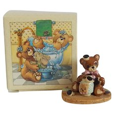 United Design PenniBears Cookie Bear Figurine