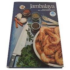 Jambalaya 1984 Louisiana World Exposition Cookbook