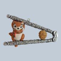 Enesco A Chipmunk Holiday Ornament