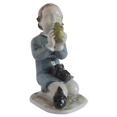 Rosenthal Child with Chicks Figurine #1640