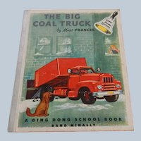 Ding Dong School The Big Coal truck by Miss Frances