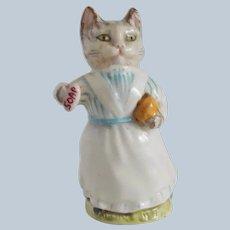 Beatrix Potter's Tabitha Twitchett Figurine