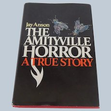 The Amityville Horror A True Story by Jay Anson