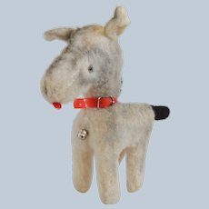 Stuffed Toy Donkey Made in Japan