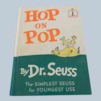 Dr. Seuss Hop On Pop