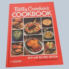 Betty Crocker's Cookbook 1983