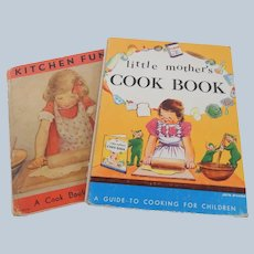 Little Mother's Cook Book and Kitchen Fun