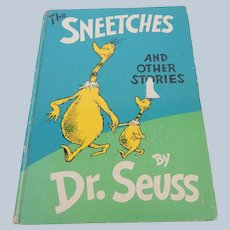 Dr. Seuss Sneetches And OTher Stories