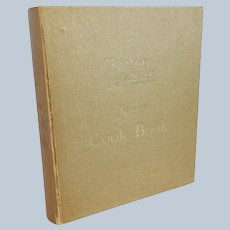 Better Homes And Gardens New Cook Book Souvenir Edition