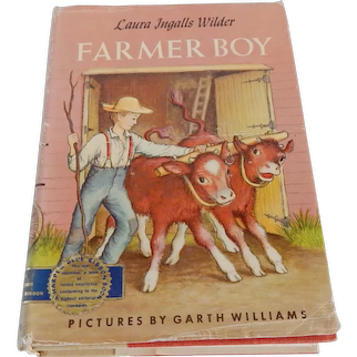 Laura Ingalls Wilder Farmer Boy