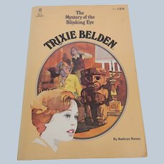 Trixie Belden The Mystery of the Blinking Eye