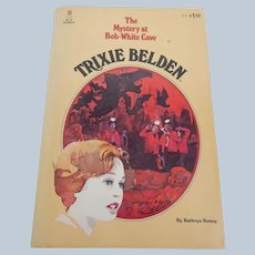 Trixie Belden The Mystery at Bob-White Cave