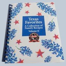 Texas Favorites H. E. B. Cookbook