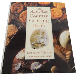 The Beatrix Potter Cooking Book by Sara Paston-Williams