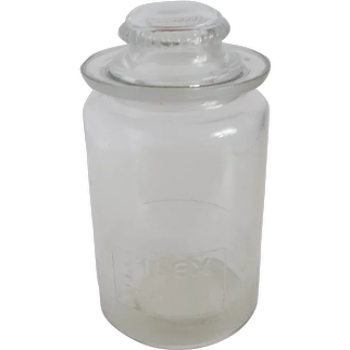 3 Pint Silex Fresherator Refrigeator Jar