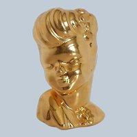 Glamour Lady Head Vase