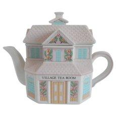 The Lenox Village Tea Room Teapot