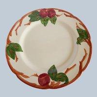 Franciscan Apple Dinner Plate U.S.A. Back Stamp