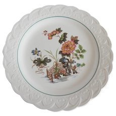 Eight Wedgwood Easter Flowers Plates