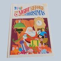 Pop up The Night Before Christmas Random House
