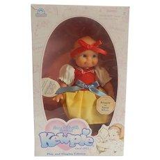 Kewpie Doll As Snow White
